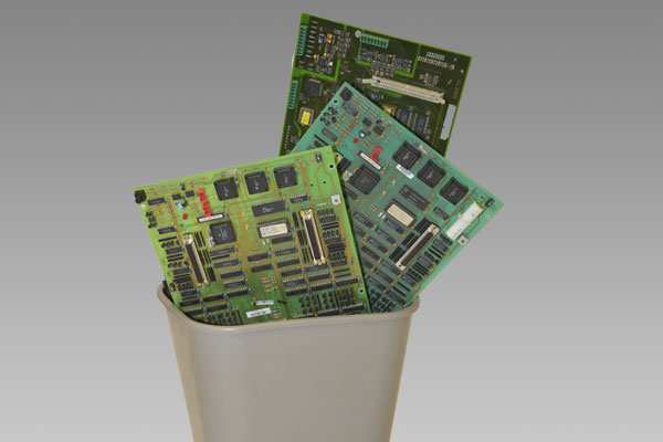 Discontinued Circuit Board