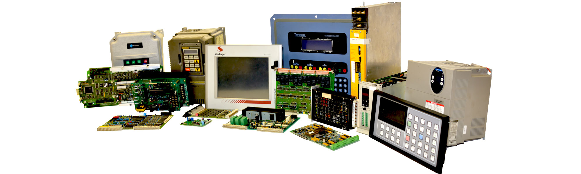 Multiple Electronic Equipment Repaired